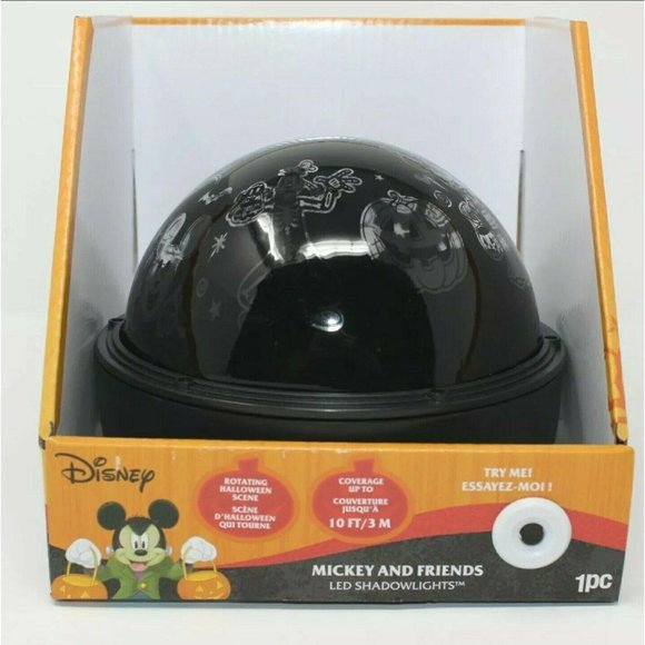 Disney 2020 Mickey Halloween LED Projector